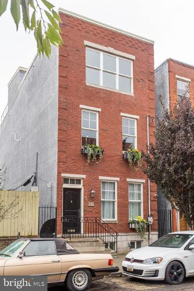 Art Museum Area Single Family Home For Sale: 2012 Poplar Street