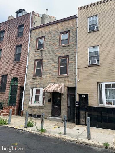 Philadelphia Multi Family Home For Sale: 1023 Spring Street