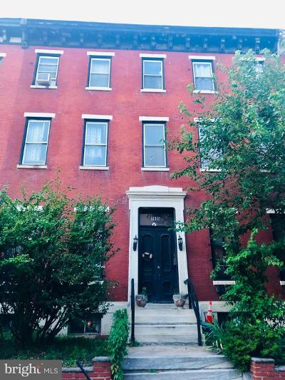 Philadelphia Multi Family Home For Sale: 1505 Green Street
