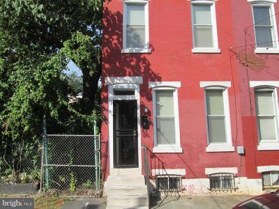Brewerytown Townhouse For Sale: 2445 Sharswood Street