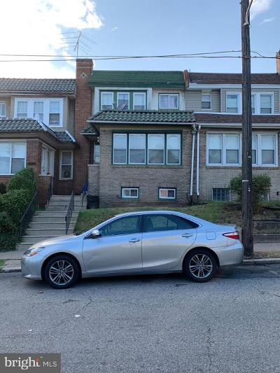 Germantown Townhouse For Sale: 5006 Stenton Avenue