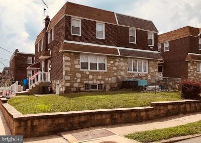 Rhawnhurst Single Family Home For Sale: 1830 Tustin Street