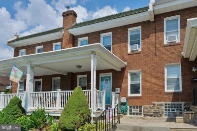 Roxborough Townhouse For Sale: 4035 Mitchell Street
