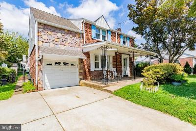 Philadelphia County Single Family Home For Sale: 11612 Bustleton Avenue