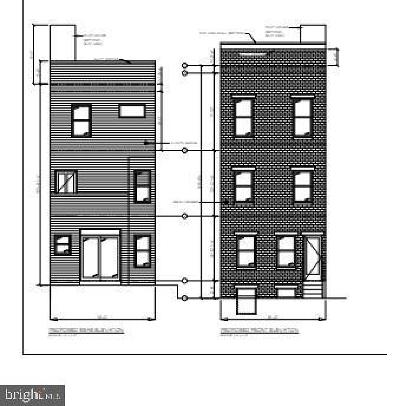 Point Breeze Townhouse For Sale: 1243 S 18th Street