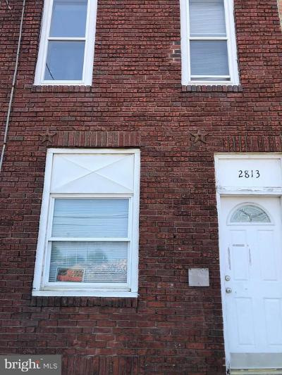Port Richmond Townhouse For Sale: 2813 Tulip Street