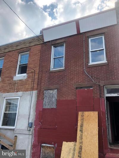 Philadelphia Multi Family Home For Sale: 3404 H Street