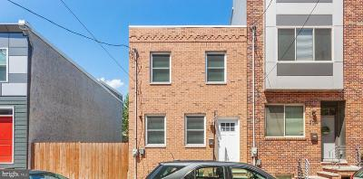 Point Breeze Townhouse For Sale: 2015 Wilder Street