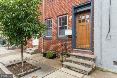 Point Breeze Townhouse For Sale: 1940 Titan Street
