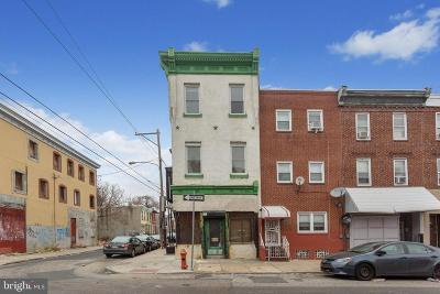 Philadelphia Multi Family Home For Sale: 1409 W York Street