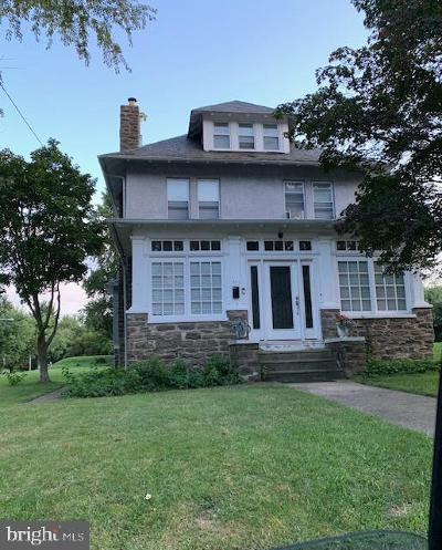 Mt Airy (East) Single Family Home For Sale: 1010 W Chelten Avenue