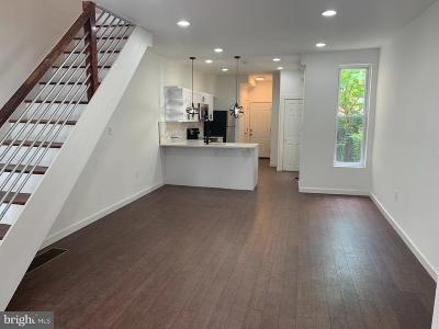 Philadelphia Townhouse For Sale: 144 N Wilton Street