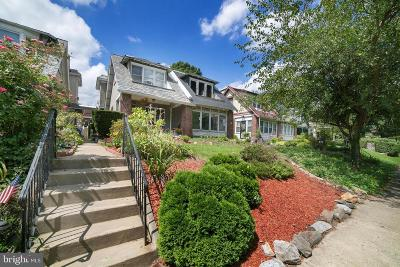 Mt Airy (East), Mt Airy (West) Single Family Home For Sale: 509 E Mount Airy Avenue