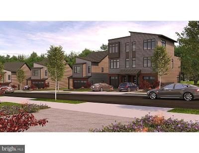 Philadelphia Single Family Home For Sale: 7354 Ridge Avenue #A