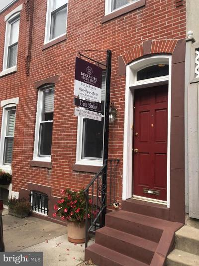 Philadelphia County Townhouse For Sale: 2707 Swain Street