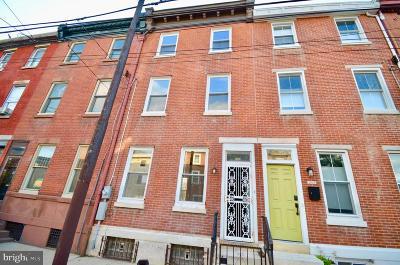 Philadelphia Townhouse For Sale: 1508 N 4th Street