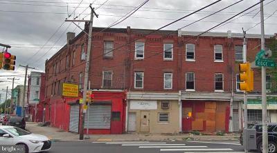 Philadelphia County Multi Family Home For Sale: 2402 Ridge Avenue