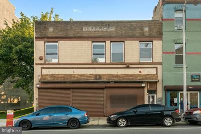 Philadelphia Single Family Home For Sale: 1642-44 Ridge Avenue
