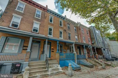 University City Townhouse For Sale: 327 N Preston Street