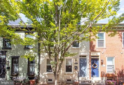 Center City Townhouse For Sale: 2415 Waverly Street