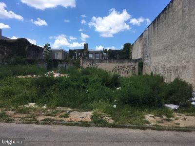 Philadelphia Single Family Home For Sale: 1538-46 N Marston Street
