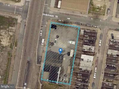 Point Breeze Residential Lots & Land For Sale: 1501 S 25th Street