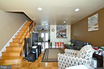 Philadelphia County Townhouse For Sale: 6924 Revere Street