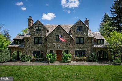 Philadelphia Single Family Home For Sale: 7220 Sherman St
