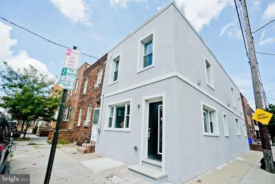 Philadelphia Townhouse For Sale: 1007 McKean Street