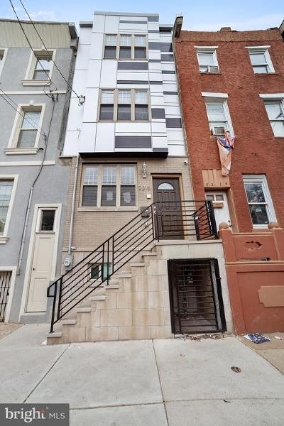 Fishtown Townhouse For Sale: 2216 E Lehigh Avenue