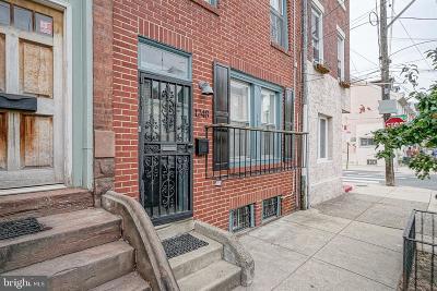 Fishtown Townhouse For Sale: 1248 Marlborough Street
