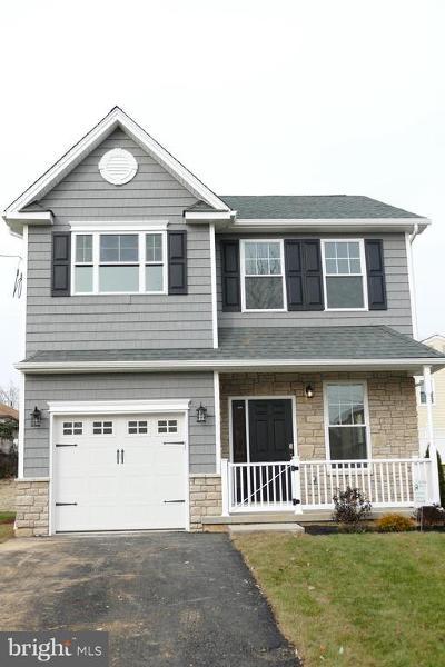 Philadelphia Single Family Home For Sale: 2748 Willits Road