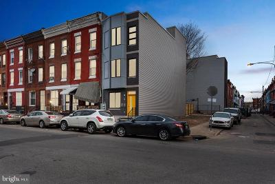 Brewerytown Condo For Sale: 1514 N 26th Street #1