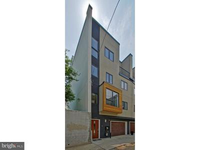 Northern Liberties Townhouse For Sale: 831 N Leithgow Street