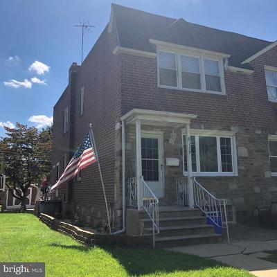 Philadelphia Single Family Home For Sale: 8119 Cresco Avenue