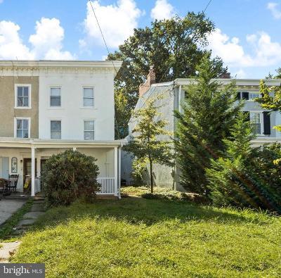 Roxborough Townhouse For Sale: 447 Green Lane