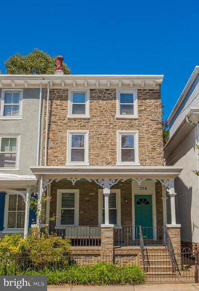 Manayunk Single Family Home For Sale: 374 Green Lane