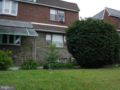 Germantown Single Family Home For Sale: 6457 Sprague Street