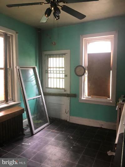 Philadelphia Single Family Home For Sale: 1446 S 27th Street