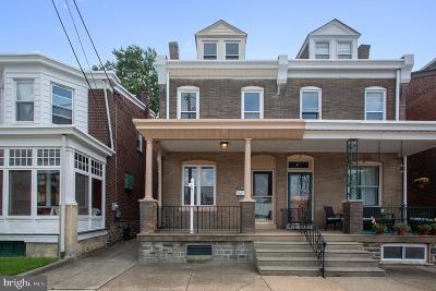 Roxborough Single Family Home For Sale: 411 Rector Street