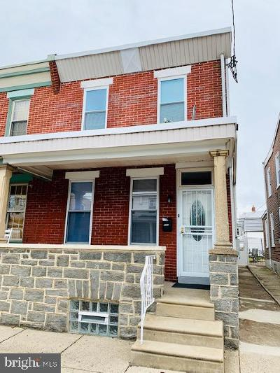 Philadelphia Single Family Home For Sale: 4472 Almond Street