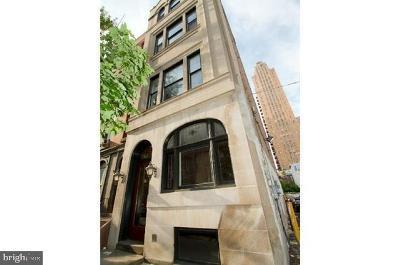 Rittenhouse Square Condo For Sale: 1519 Pine Street #2