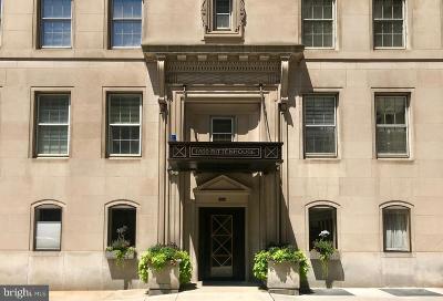 Rittenhouse Square Condo For Sale: 1800 Rittenhouse Square #601