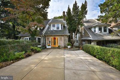 Philadelphia Single Family Home For Sale: 6532 Cherokee Street