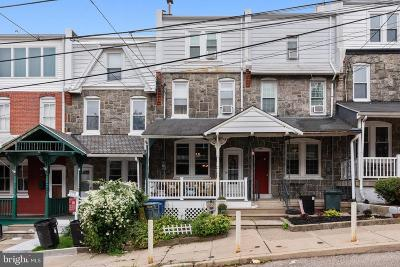 Roxborough Townhouse For Sale: 4432 Fleming Street