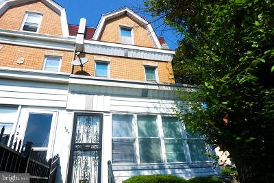 Philadelphia Single Family Home For Sale: 121 W Fisher Avenue
