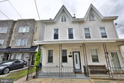 Philadelphia Single Family Home For Sale: 327 Delmar Street