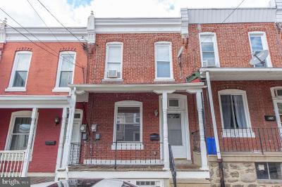 Roxborough Townhouse For Sale: 212 East Street