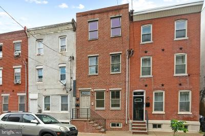 Philadelphia Multi Family Home For Sale: 1911 Wharton Street