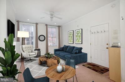 Philadelphia County Condo For Sale: 1341 Lombard Street #1